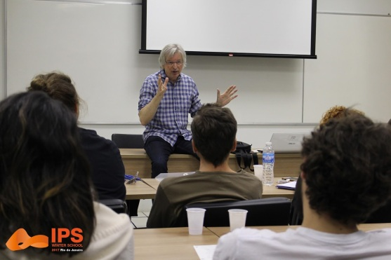 General Course 1: Critical Theories and IPS with Professor R. B. J. Walker