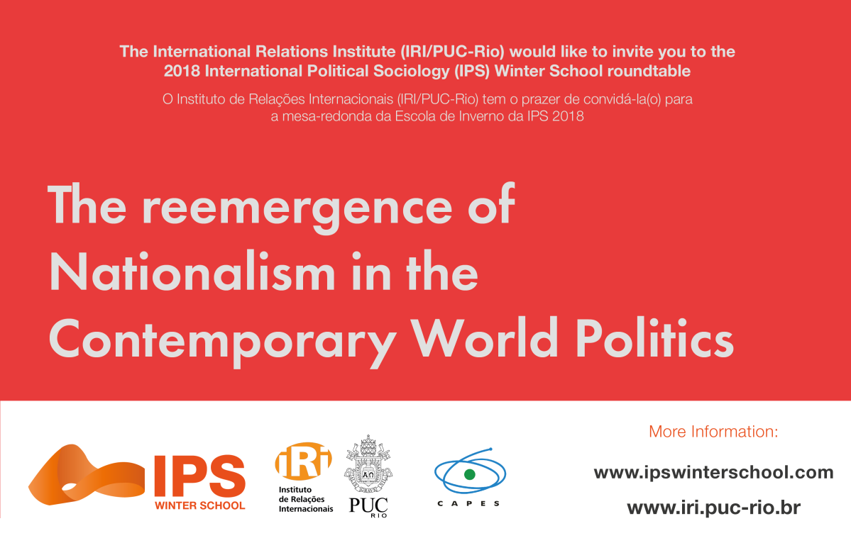 The reemergence of Nationalism in the Contemporary World Politics | First Week Roundtable