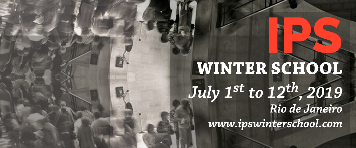 5th Edition of the IPS 2019 Winter School | 5ª Edição da Escola de Inverno IPS